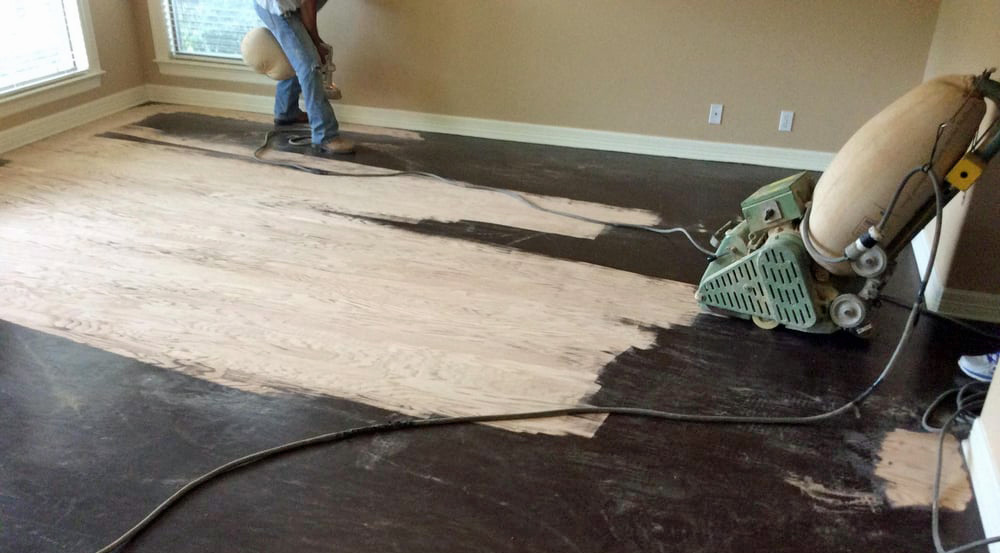 refinishing old hardwoods san antonio